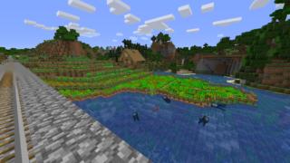 段々畑(だんだんばたけ)的なものを作ってみた