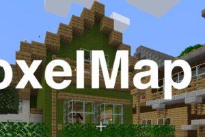 【PC版1.16.3】ミニマップMOD「VoxelMap」をとりあえず入れておく