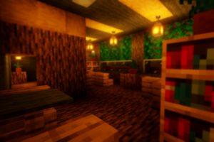 地下倉庫にカフェスペースを作ってみた
